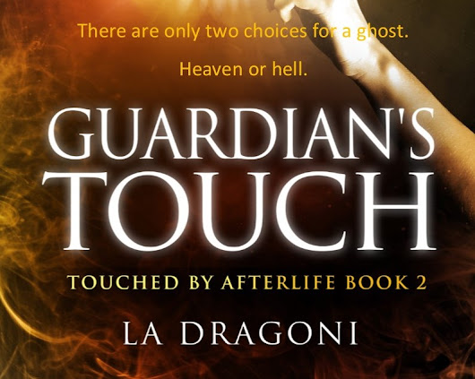 Cover reveal~GUARDIAN'S TOUCH~ by LA Dragoni