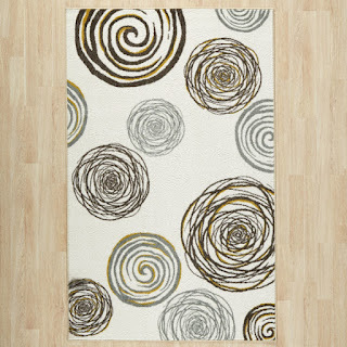Cute Concentrix Area Rug