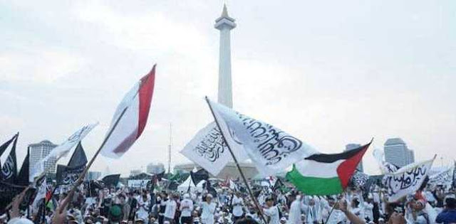Pesan Keras Reuni 212 Untuk Jokowi