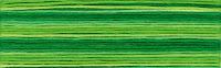 мулине Cosmo Seasons 8022, карта цветов мулине Cosmo