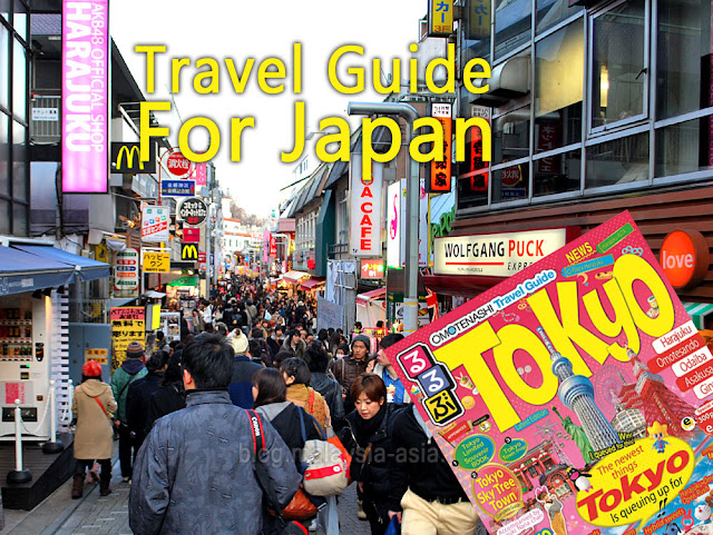 Japan Recommended Travel Guide