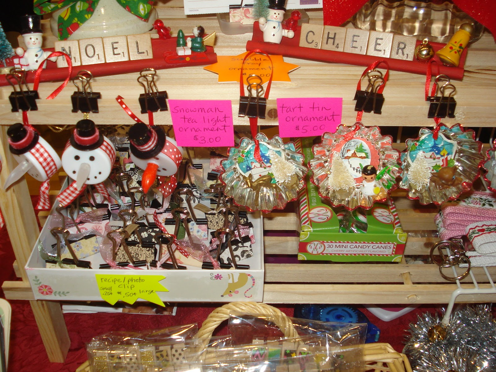 Gold country girls a christmas craft fair for Country christmas craft show