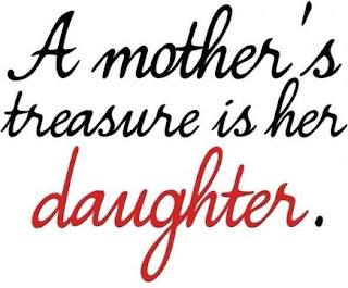 Beautiful Mother daughter relationship Quotes