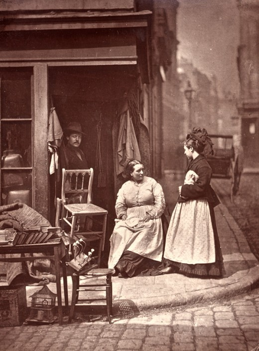 john thomson�s street life in london 1876 vintage everyday