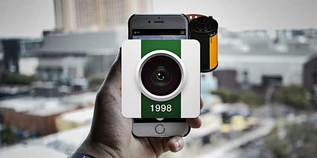 تطبيق 1998Cam Vintage Camera للاندرويد مجانا