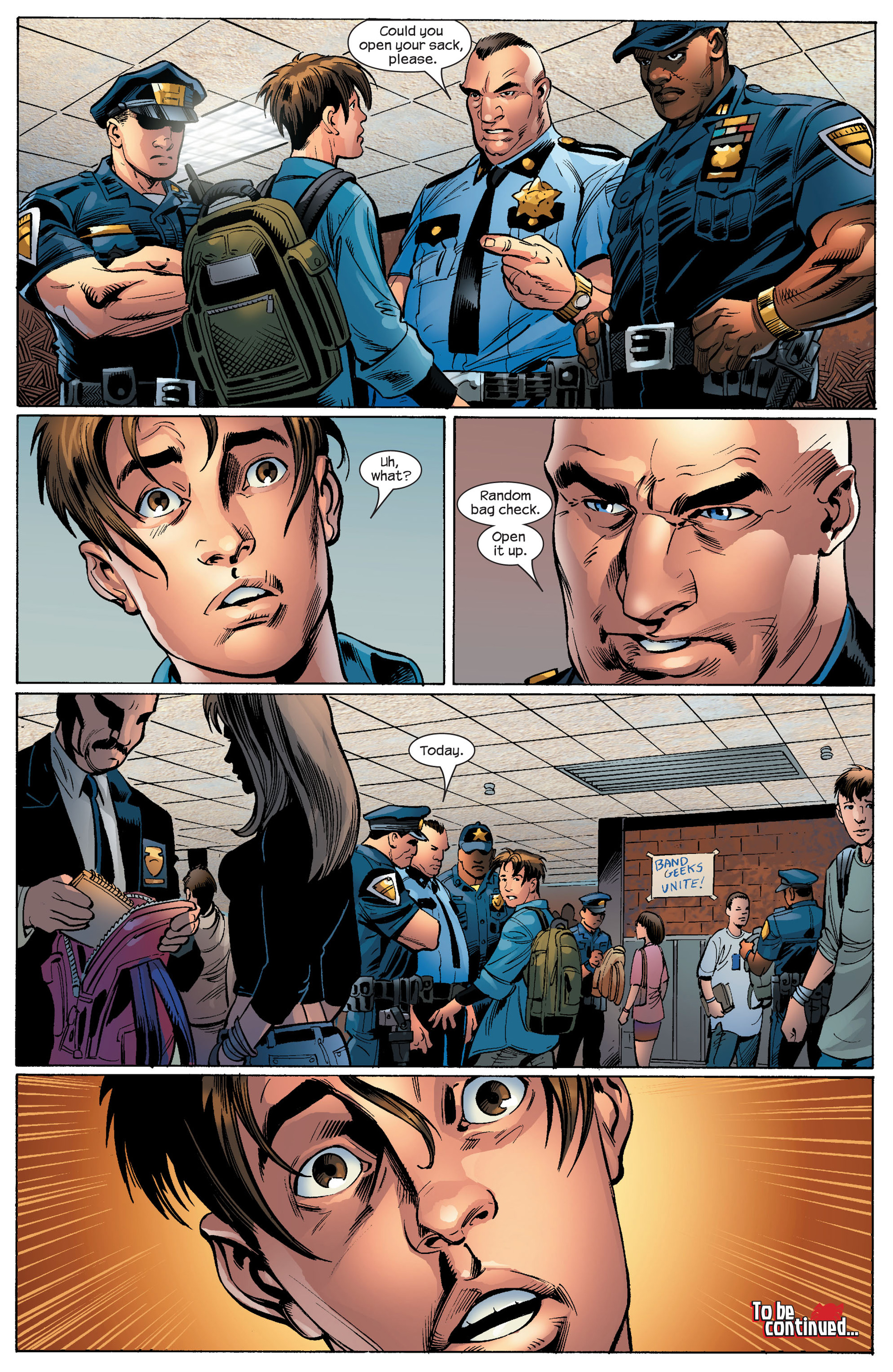 Read online Ultimate Spider-Man (2000) comic -  Issue #87 - 20