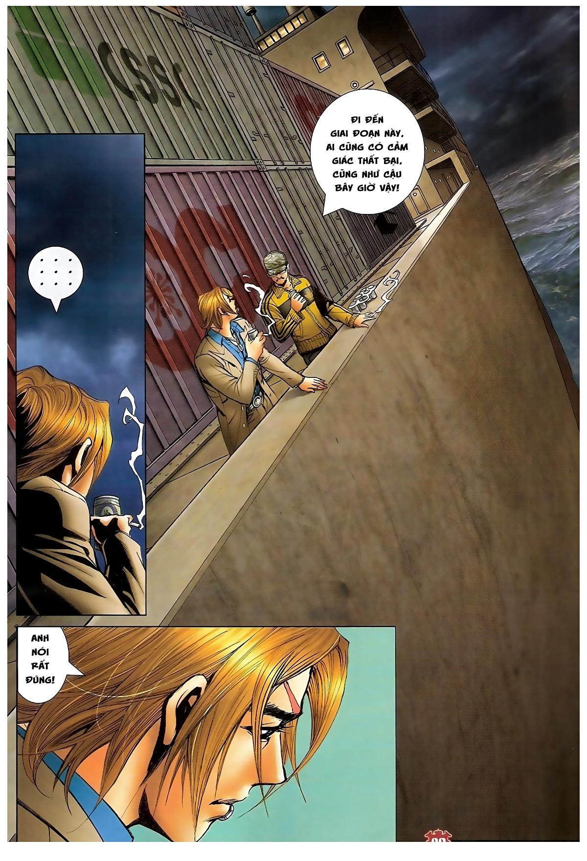 Người Trong Giang Hồ - Chapter 1495: Thiên lý truy hung - Pic 23