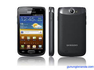 Cara Flashing Samsung Galaxy W GT-I8150T