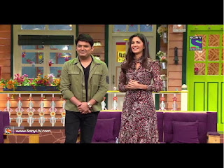 Katrina at Kapil Sharma Show