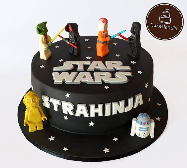 Preferenza Torta Star Wars Lego IA59 » Regardsdefemmes DG91