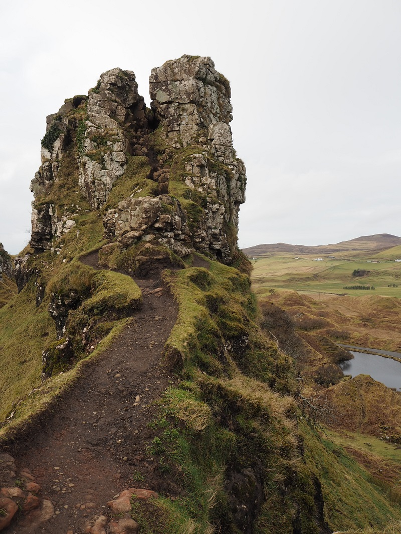 The Fairy Glen walkway