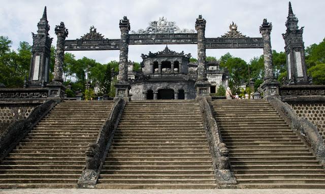 Tumba de Khai Dinh