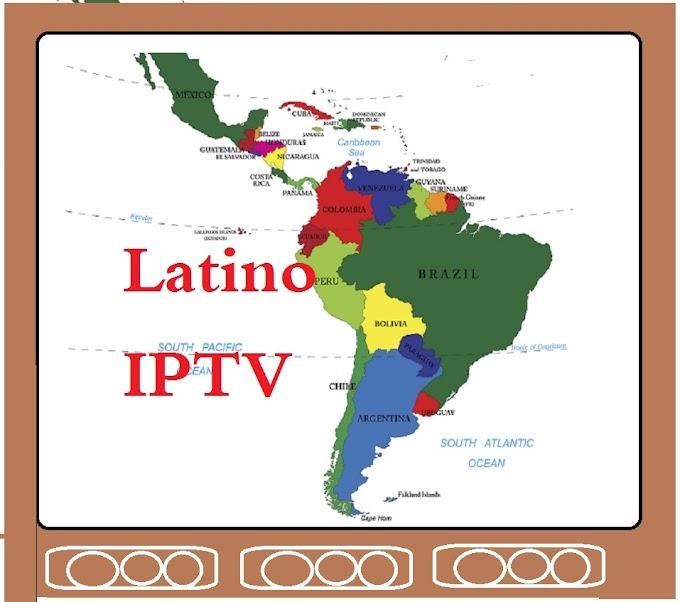 IPTV 2019: Latino IPTV, Daily South America TV playlist 21.06.2019