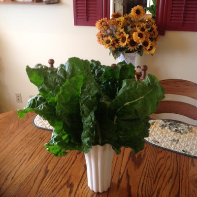 Chard Bouquet: LadyD Books