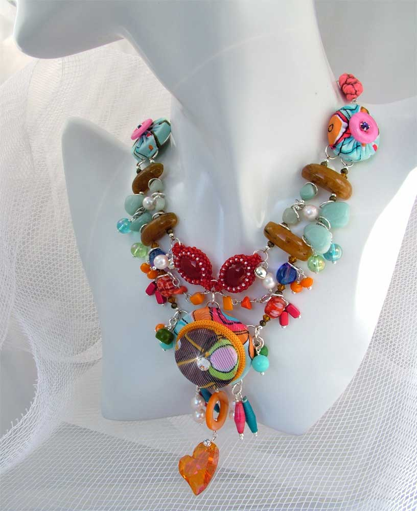 Women Beauty Tips 20 Stylish Colorful Necklaces For Women