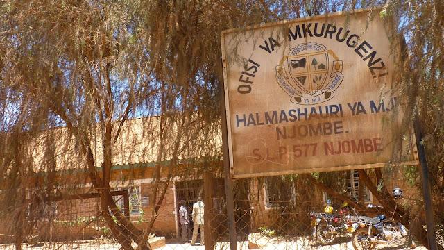 Image result for HALMASHAURI YA MJI WA NJOMBE