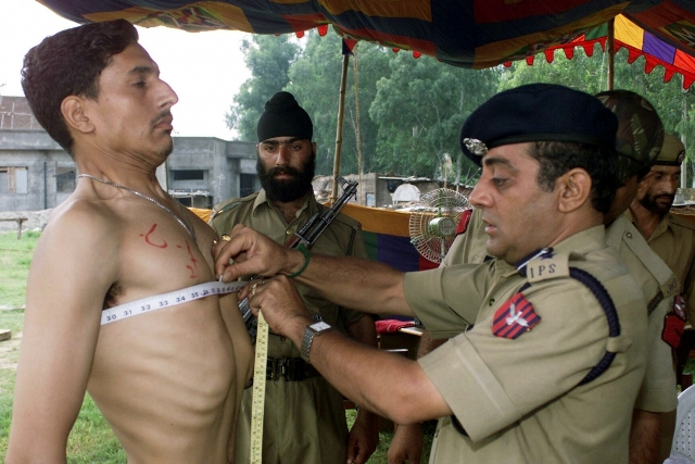UP Police 34716 Constable Recruitment 2016: Application Form,Merit, and Last date