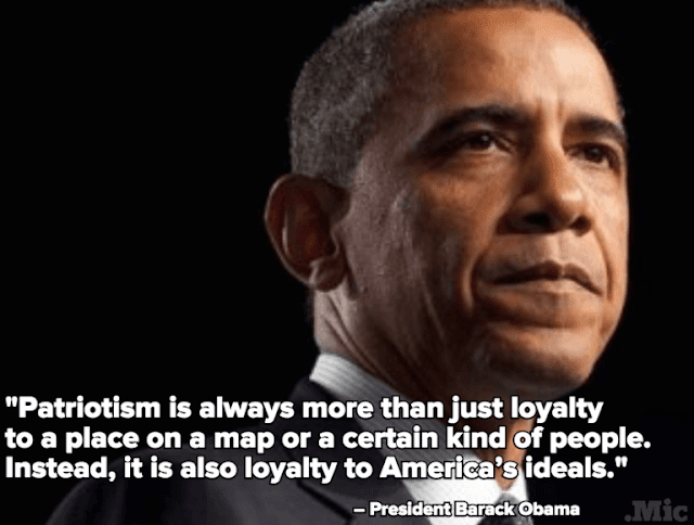 4th of July Sayings & Quotes By Obama - Independence Day USA Sayings