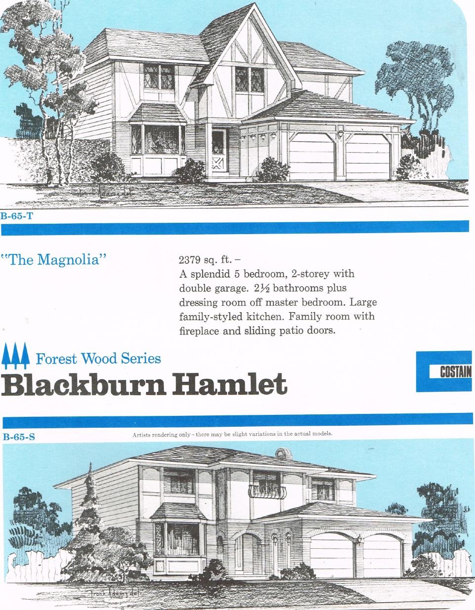 Mid century modern and 1970s era ottawa costain in ottawa for Blackburn home