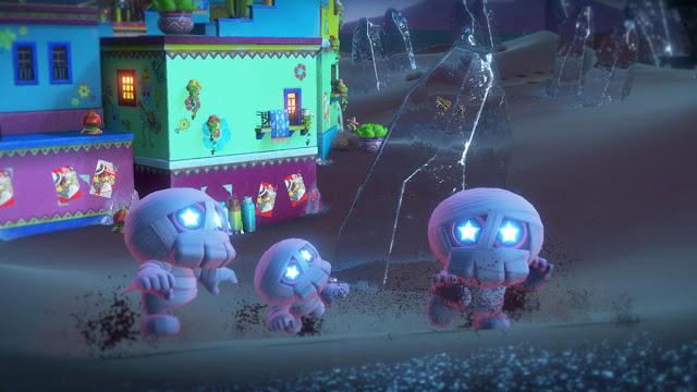 Se presenta nuevo enemigo en Super Mario Odyssey, Chinchomia