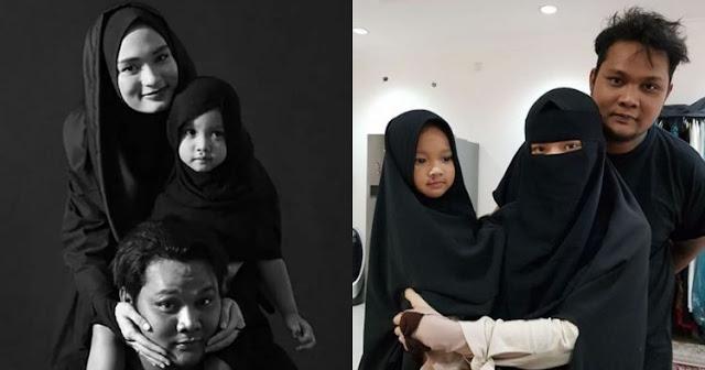Tips Memantabkan Hati Untuk Hijrah dan Bercadar Ala Istri Virgoun