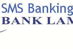 Cara aktifasi SMS Banking Bank Lampung