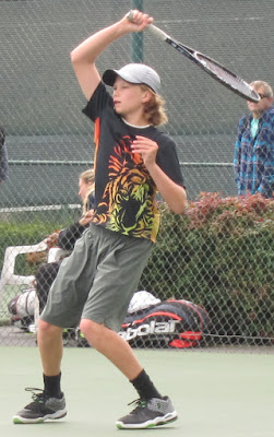 Brooksby routed in boys 16 final at USTA Clay Courts