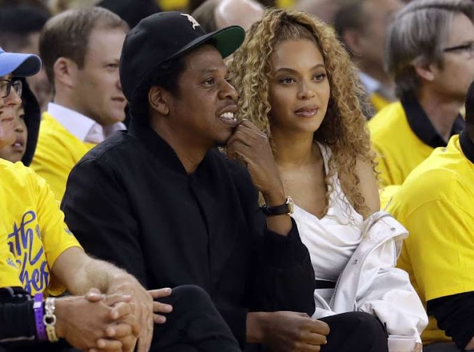 Video: Fan charged after rushing onstage at Beyonce, Jay-Z concert