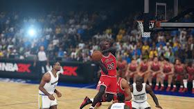 NBA 2k15 SweetFX Graphics Patch Download HoopsVilla.com