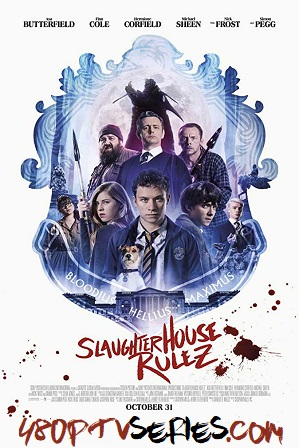 Download Slaughterhouse Rulez (2018) 850MB Full English Movie Download 720p Web-DL Free Watch Online Full Movie Download Worldfree4u 9xmovies