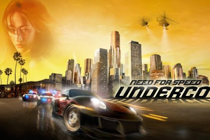 Download Game Need for Speed (NFS) Undercover for Computer or Laptop