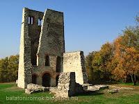 Az alsódörgicsei Boldogasszony templomrom