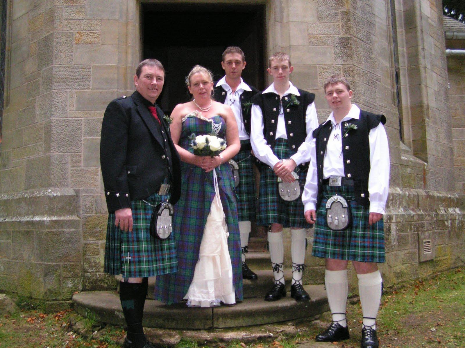 Highland Fairy Wedding Dresses