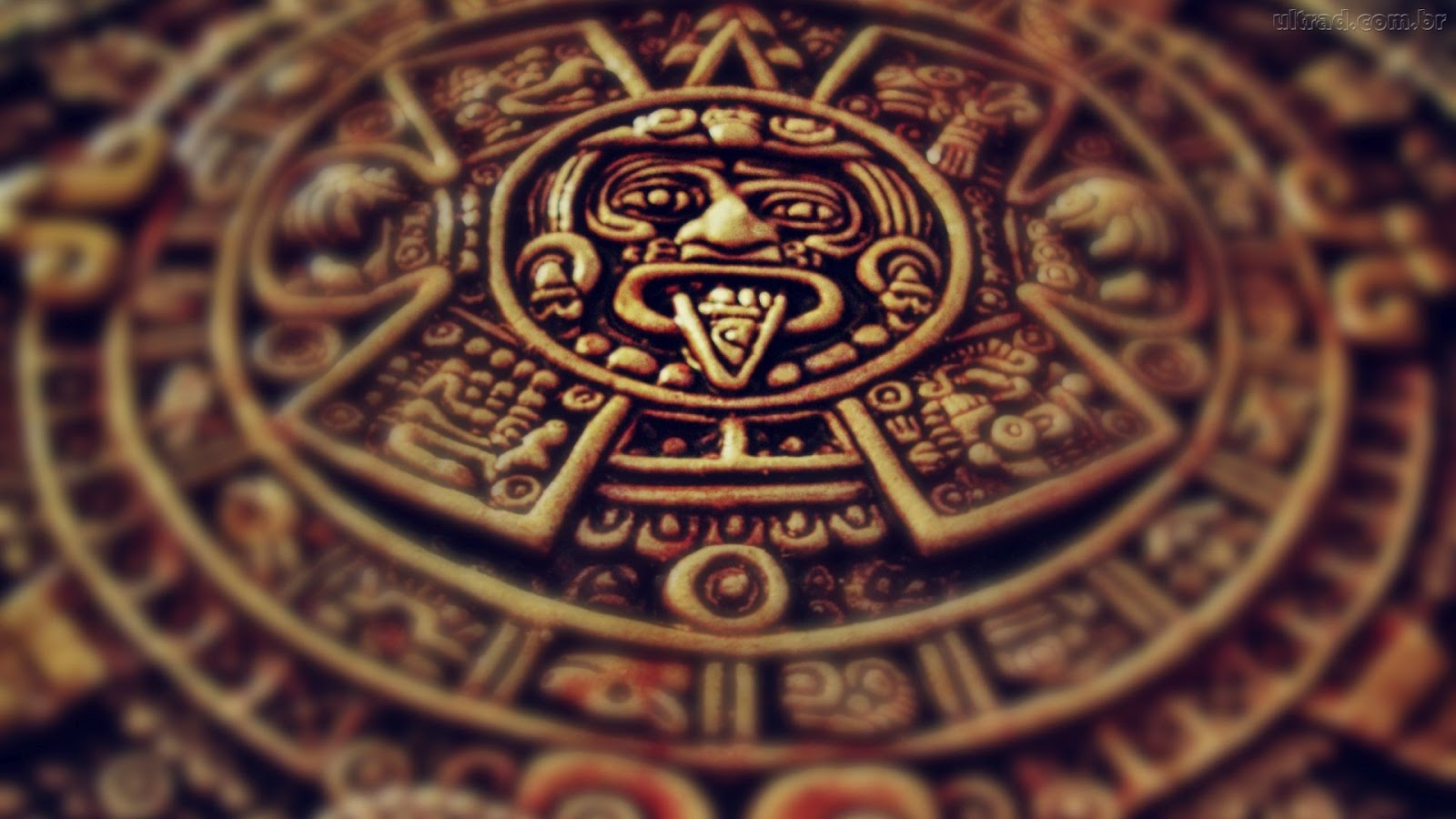 Calendário Maia: a profecia do fim do mundo em 21 de dezembro de 2012.