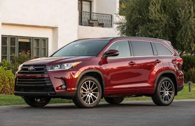2018 Toyota Highlander Price