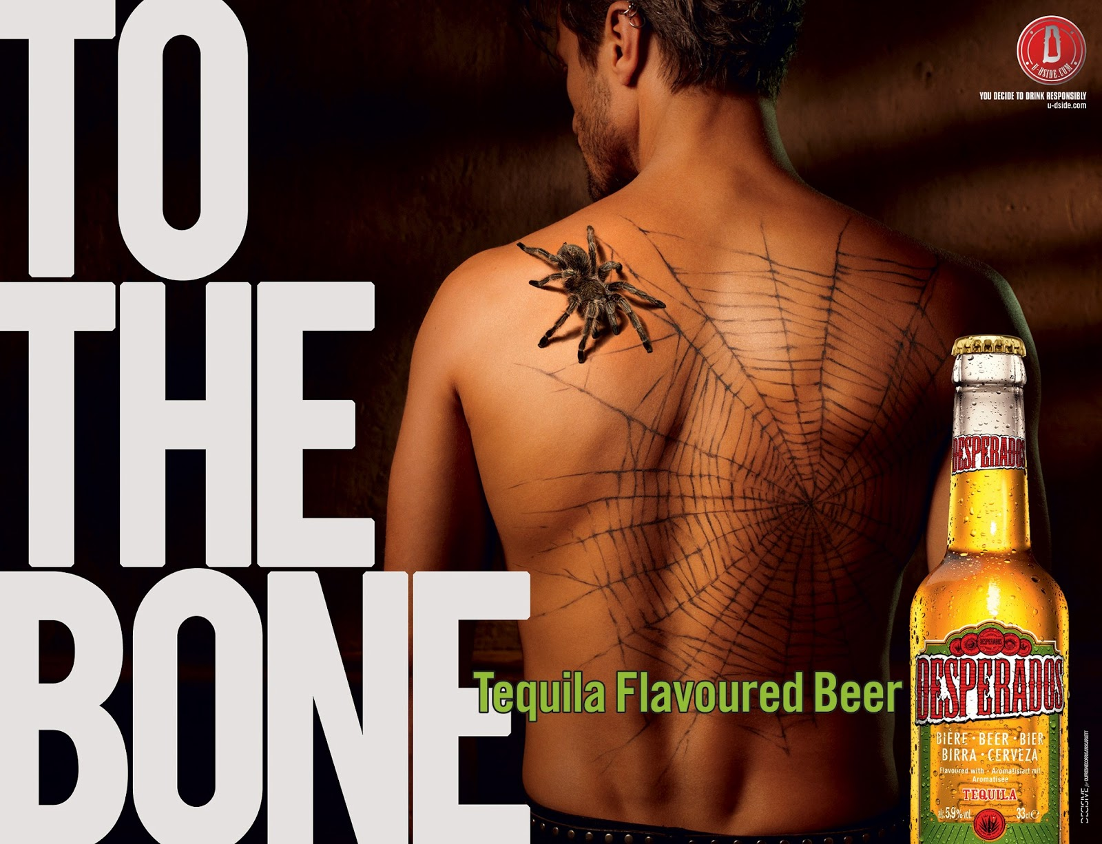 Desperados To The Bone Cheers And Slam Great Ads