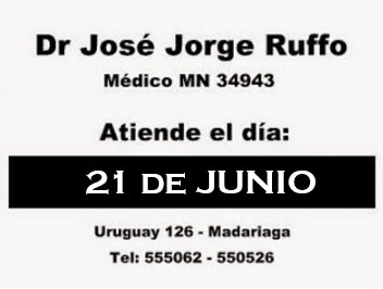 Doctor ruffo