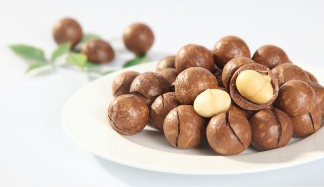 Bà bầu nên ăn gì? Bà bầu nên ăn hạt macca để tốt cho sức khỏe tim mạch