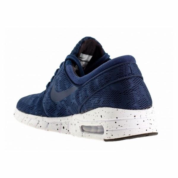 cea1065a1e Nike Stefan Janoski Max. Midnight Navy, Midnight Navy, White. 631303-441