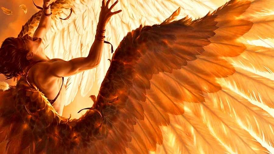 Mitos e Lendas: Ícaro Voa Muito Perto do Sol