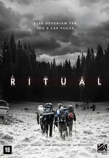 O Ritual (The Ritual) - BDRip Dual Áudio