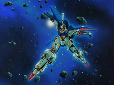 MS Gundam ZZ Episode 11 Subtitle Indonesia
