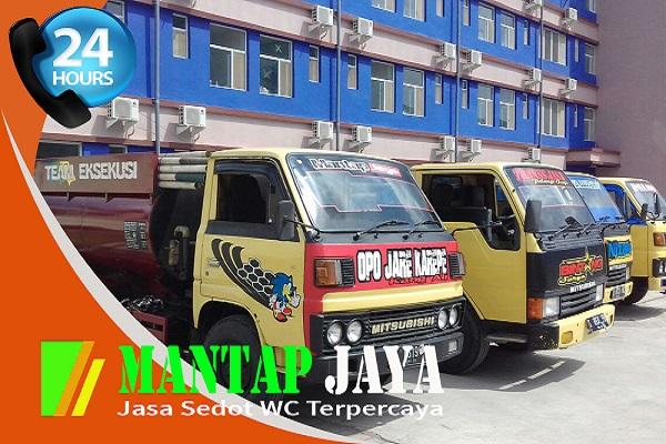 Layanan Sedot WC Termurah Di Surabaya Utara Area semampir