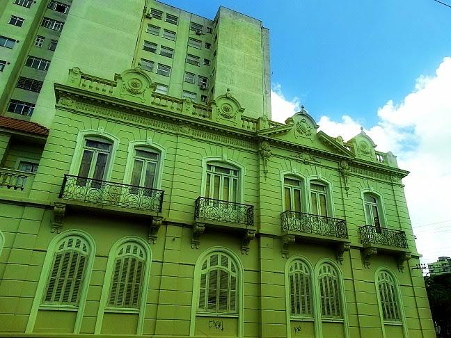 Casas Geminadas, centro de Pelotas