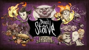 Download Game Don't Starve Pocket Edition Android MOD APK+DATA For Android 4.0+