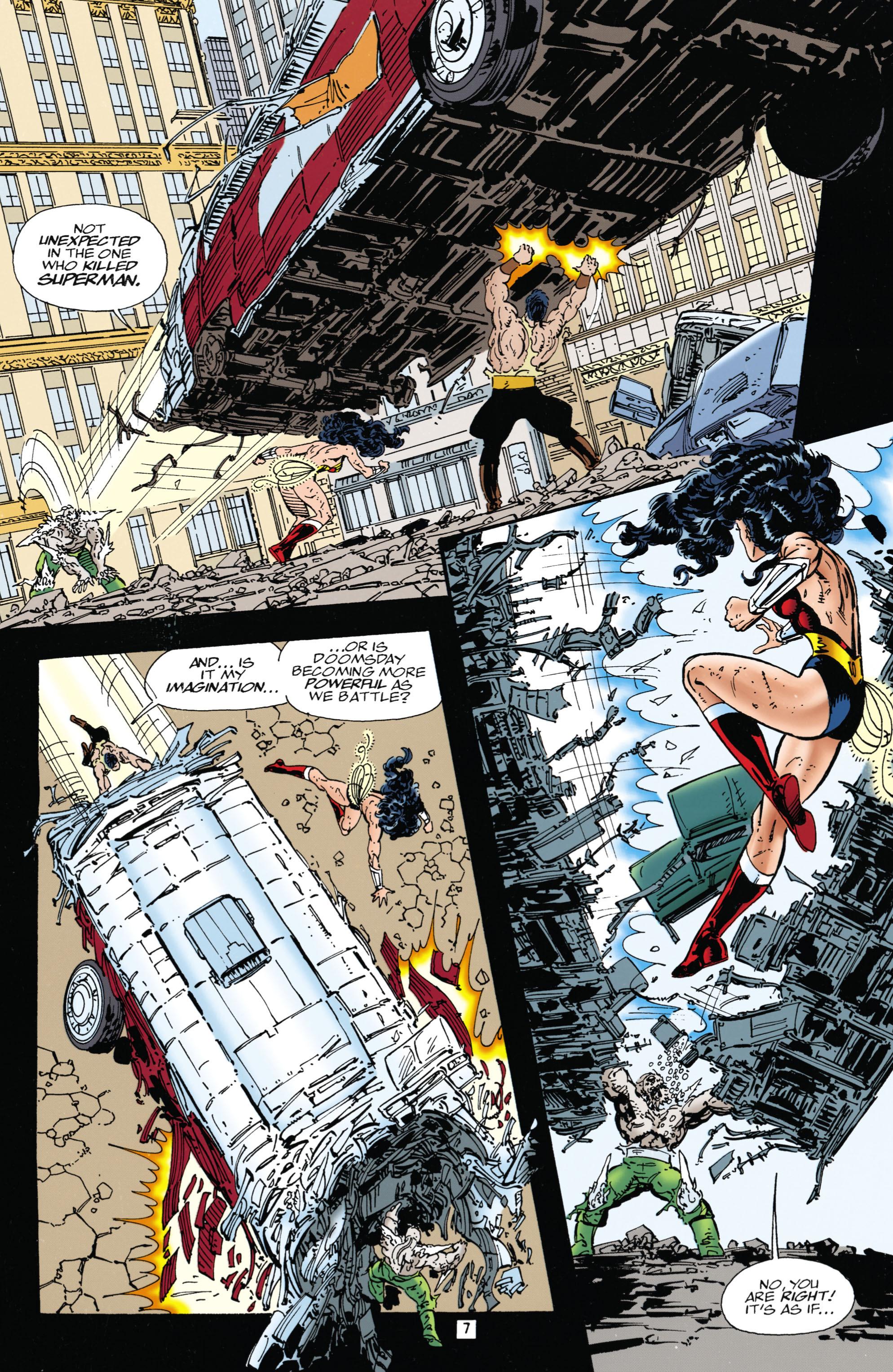Read online Wonder Woman (1987) comic -  Issue #112 - 7