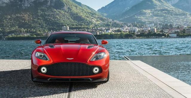 Aston Martin Vanquish Zagato - Un superdeportivo con una exclusiva producción