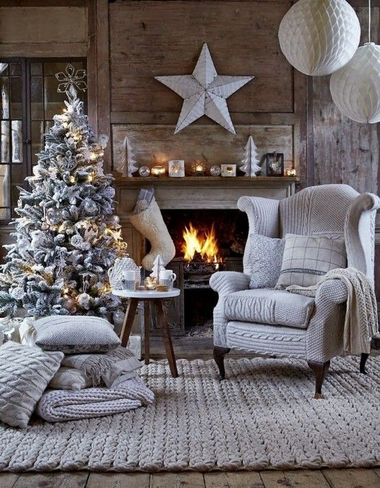 scandinavian-swedish-style-christmas-decor-tree-beautiful-room-fireplace-wing-chair