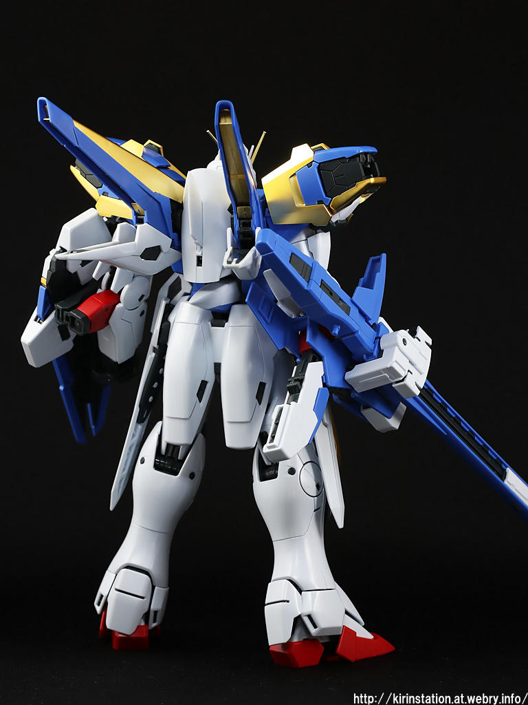 [ Review ] - MG 1/100 - V2 Assault Buster Ver Ka
