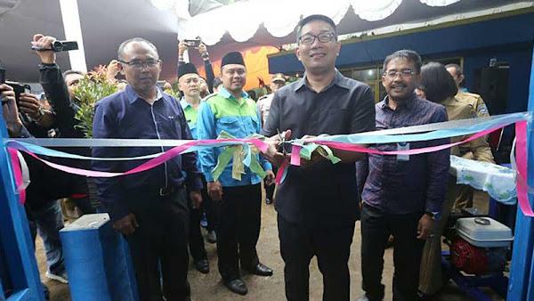 Pemkot Bandung Hadirkan TPST Canggih di Tegallega